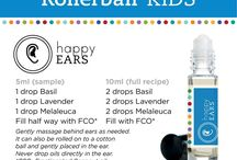 Kids oil blends