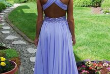 Elegant dress...