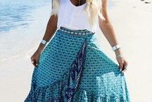 BEACH Summer Fashion Style Look Trend