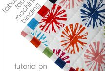 Quilting tips / by Tricia Harvey