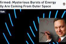 Καθηγητής του Χάρβαρντ μιλά για «μηνύματα» εξωγήινης ζωής που παρερμηνεύτηκαν από τους επιστήμονες