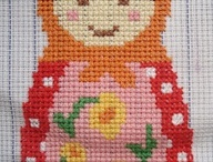 Bitches Get Stitches / Cross stitching! / by Callie Livesay