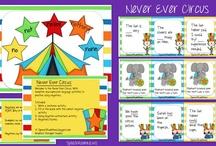 Pre-school items and other school info / by Deborah Aydlott