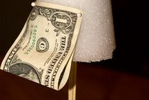 cash gifts / Geldgeschenke