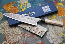 Our wishlist / A selection of our favourite knives that we don't stock right now but love!