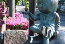 Mizuki Shigeru Road・Mizuki Shigeru Museum