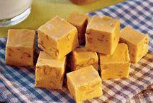 RECIPES II / Pumpkin Fudge!!!