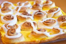 Cakes and dessert recipes