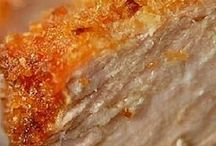 Dinner: Pork