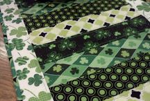 St Patrick Day Sewing Projects / Sewing Ideas for St. Patrick's Day.