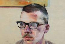Lou Ross / Painter