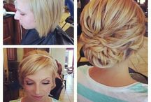 hair / by Lyn Martin-Terwilliger