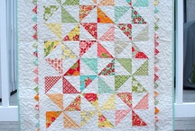Baby quilts / by Michele Moran