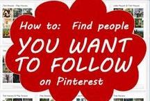 Pinterest / by Pam Johnston