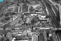 Vintage Postcards of Bartholomew Street, Newbury / Monochrome postcards and photos of Bartholomew Street, Newbury, Berkshire.