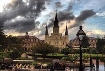 New Orleans and State of louisiana / by Shirley Butler