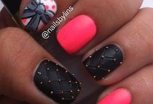 Nails :) / by Joni Santos