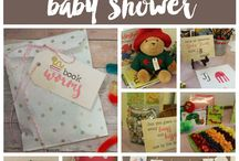 Kelli's baby shower