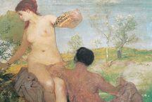Art-Symbolism-Böcklin, Arnold (1827–1901)