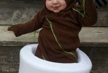 Baby cosplays