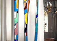 Wynand / Fused glass