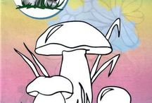 Natural Science/Art/Mushrooms