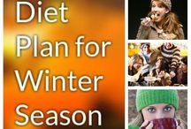 Jesienno-zimowa dieta