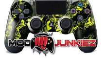 PS4 Modded Controllers