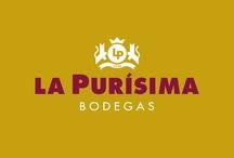 """""""El vino, el alma de la vida"""" / Si la comida es el cuerpo de la buena vida, el vino es su alma. http://www.bodegaslapurisima.com/"""