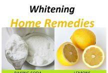 At home remedies