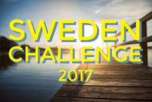 Sweden Challenge 2017 #SwedenChallenge