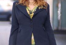 Plus Size Fashion: Wear to Work  / by The Curvy Fashionista