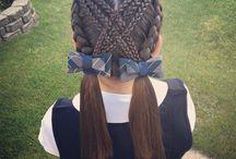 Peinados para mi hija