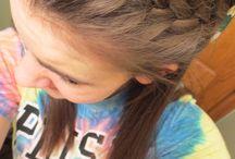 Becs hair