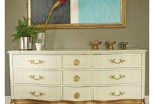 Rinnovamento di mobili