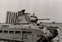 Beute Panzer Matilda