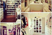 Bedroom Closet Inspirations