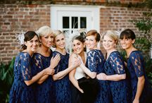 Bridal Party Attire / by Melodee Paul