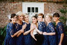 Something Blue / Something old, something new, something borrowed, something blue...inspiration for your blue wedding! / by Southern Weddings Magazine