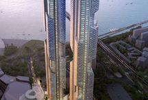 skyscraper building / arciteXperience
