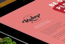 Websites / Хороший дизайн сайтов