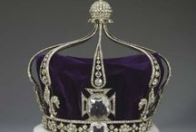 British Crown Jewels. And  The Royal Family's jewels.