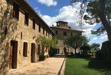 Villa Cesari Tiberi Monte Vibiano