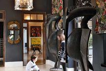 Foyer + Entrances