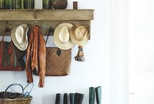 ::Entryways/Mudroom / by Linda Heath