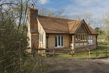 Border Oak - Case Study - Hampshire Holiday Home