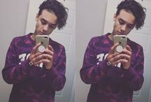 """Adym❤ / Go follow boo on social media!  Instagram:@therealriccotho and @last_mann  Twitter:@Its_Ricco_tho YouTube: Its Ricco tho Snapchat: itsriccotho3 He deserves every single follower!  """"If you ain't got haters you ain't poppin'"""" #lastfam #supporter Instagram should stop playing with ma' boy!  Follow me for more!"""