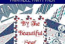 Printable Party Kit