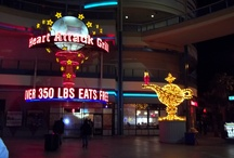 Downtown Las Vegas Experience / Welcome to Freemont Street, home of the Plaza Hotel & Casino in downtown Las Vegas!