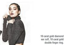 Gehna October Features / Gehna Jewellry featured in different magazines For the month of October.